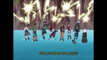 Lee Got His Mic Too High - Naruto Shippuuden Funny Moment