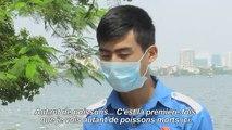 Vietnam: des centaines de poissons retrouvés morts dans un lac