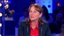 """Ségolène Royal accuse Yann Moix de """"diffamation"""""""