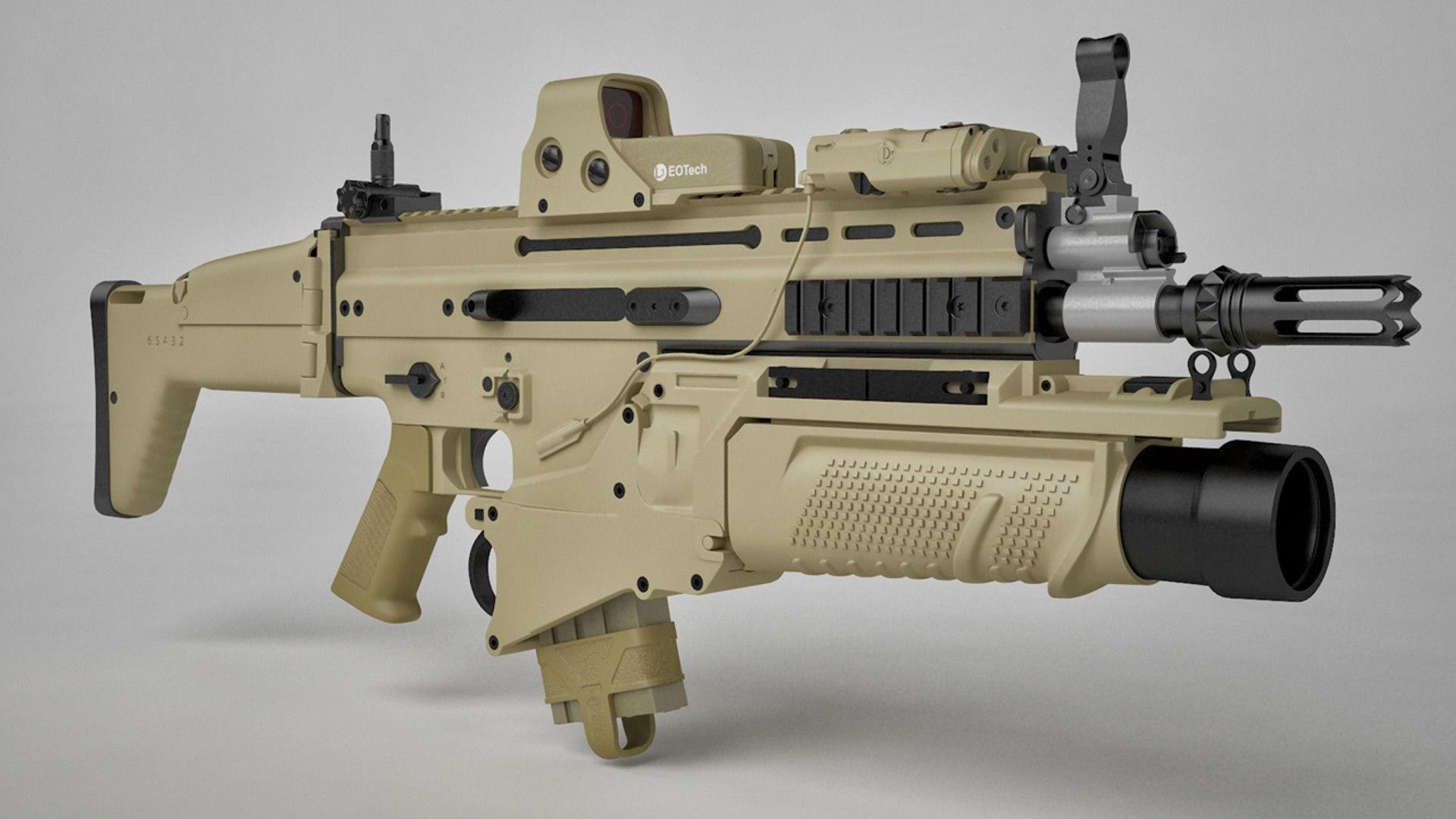 Top 10 Best Assault Rifles In the World