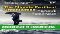 [PDF] The Climate Resilient Organization: Adaptation and Resilience to Climate Change and Weather