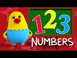 Learn Numbers | Number Song | Counting 1 to 10 | 3d Baby Songs