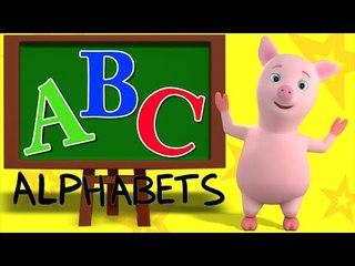 Abc Songs | Alphabets | Learn English | Nursery Rhymes