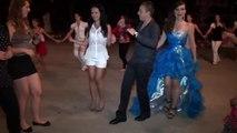 Düğünde Çok Harika Roman Havası Oynayan Bulgar Kızlar