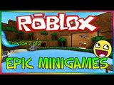 ROBLOX Epic Minigames ep2 of 2