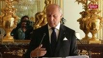 Laurent Fabius sur le dispositif retenu pour la présidentielle 2017