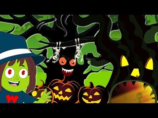 scary woods | scary songs | nursery rhymes | scary rhymes | haunted wood