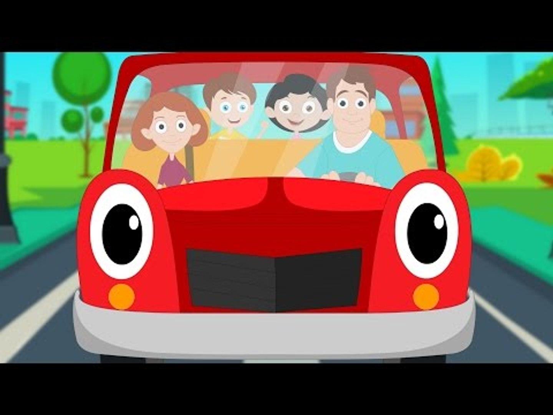 Kids TV Nursery Rhymes - Daddy's New Car   Original Nursery Rhymes From Kids Tv