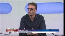 Les Foulées du Bugatti au Mans : Interview de Tony Mogis
