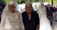 50 Yıllık Evli Çift, 70 Yaşında Düğün Yaptı