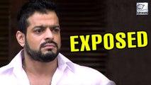Karan Patel's Double Face EXPOSED