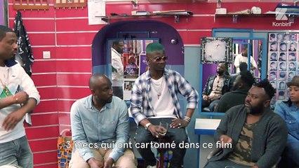 BarberShow avec Vincent Cassel