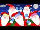 Five Fat Santa's | Original Christmas Songs