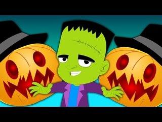 jack O lantern   halloween song   scary  rhymes   nursery rhymes   kids songs