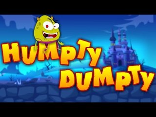 Humpty Dumpty | Scary Nursery Rhymes | For Kids And Childrens | Toddlers Song