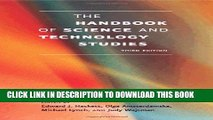 Collection Book The Handbook of Science and Technology Studies (MIT Press)