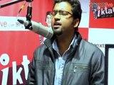Aman Kumar Srivastava-iktara Super 16 finalist Week 3