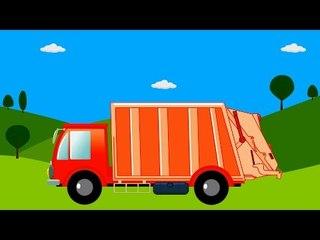 Camión de basura | Garbage Truck