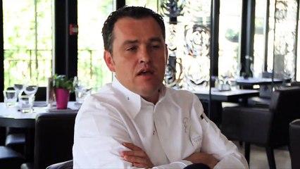Interview de Bruno Oger chef du restaurant 2 étoiles la Villa Archange à Cannes