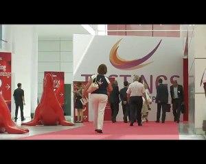 L'Alsacien Serge Dubs Meilleur sommelier du monde 1989 à Vinexpo 2011