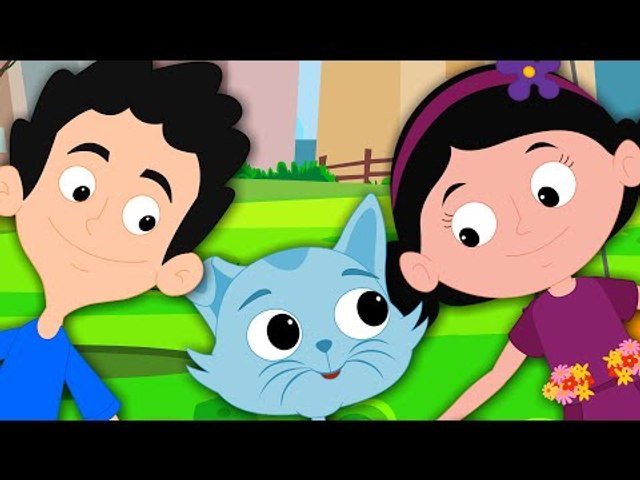 Ringa Ringa Roses | Nursery Rhyme For Kids and Children Song | Oh My Genius Baby Poems