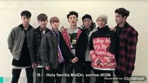 [SUB ESP] iKON - Melon Radio Interview (Entrevista para Radio MelOn)
