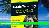 Big Deals  Basic Training for Dummies  Best Seller Books Most Wanted