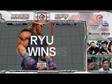Hong Kong ESports Tournament《Street Fighter V》  總決賽 拳霸 阿包 vs 拳霸斗鱼小孩