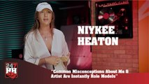 Niykee Heaton - Common Misconceptions About Me & Artist Are Instantly Role Models (247HH Exclusive) (247HH Exclusive)