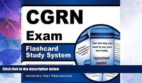Big Deals  CGRN Exam Flashcard Study System: CGRN Test Practice Questions   Review for the