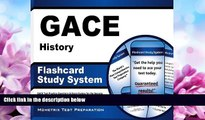Big Deals  GACE History Flashcard Study System: GACE Test Practice Questions   Exam Review for the