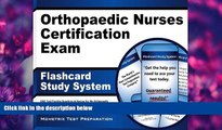 Big Deals  Orthopaedic Nurses Certification Exam Flashcard Study System: ONC Test Practice