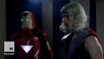 'The Avengers' remade with zero budget looks almost as super