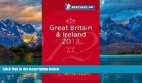 Big Deals  Michelin Red Guide Great Britain   Ireland 2012 (Michelin Guide/Michelin)  Best Seller
