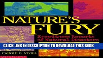 [PDF] Nature s Fury: Eyewitness Reports of Natural Disasters Popular Collection