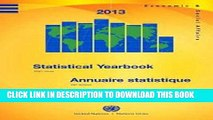 Collection Book United Nations Statistical Yearbook: 2013 (United Nations Statistical Yearbook