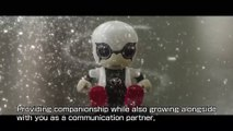 Toyota invente le robot miniature assistant personnel ! Intelligence Artificielle