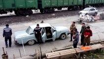 Covoiturage en Russie : 17 personnes dans 1 voiture ! Bla Bla Car LOL