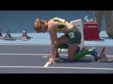 Athletics | Women's 200m - T35 Final  | Rio 2016 Paralympic Games