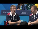 Table Tennis | Men's Team - Classes 1/2 France v Korea Gold Medal | Rio 2016 Paralympic Games