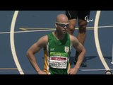 Athletics | Men's 200m - T12 Semi-Finals 1 | Rio 2016 Paralympic Games