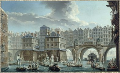A Paris journey through time