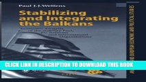 New Book Stabilizing and Integrating the Balkans: Economic Analysis of the Stability Pact, EU