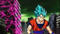 Dragon Ball SUPER「AMV」 - Goku Black SSJ Rosa and Zamasu VS Goku SSJ Blue and Trunks - The Wicked