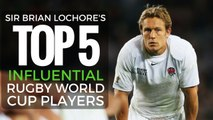 All Blacks legend's top five greatest Rugby World Cup players ever