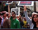 İMC TV'nin kapatılmasına izleyicilerden videolu tepki