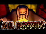 The Secret Saturdays: Beasts of the 5th Sun All Bosses | Boss Battles (Wii, PS2, PSP)