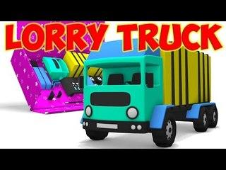 Toy Box-  грузовик | Транспортные средства | Строительные машины