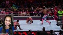 WWE Raw 10/3/16 New Day vs JeriKO