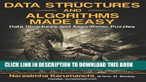 [PDF] Data Structures and Algorithms Made Easy: Data Structures and Algorithmic Puzzles, Fifth